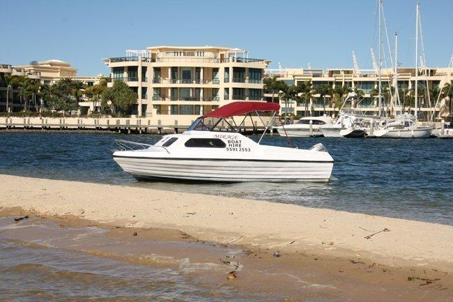Prices - Mirage Boat Hire on the Gold Coast