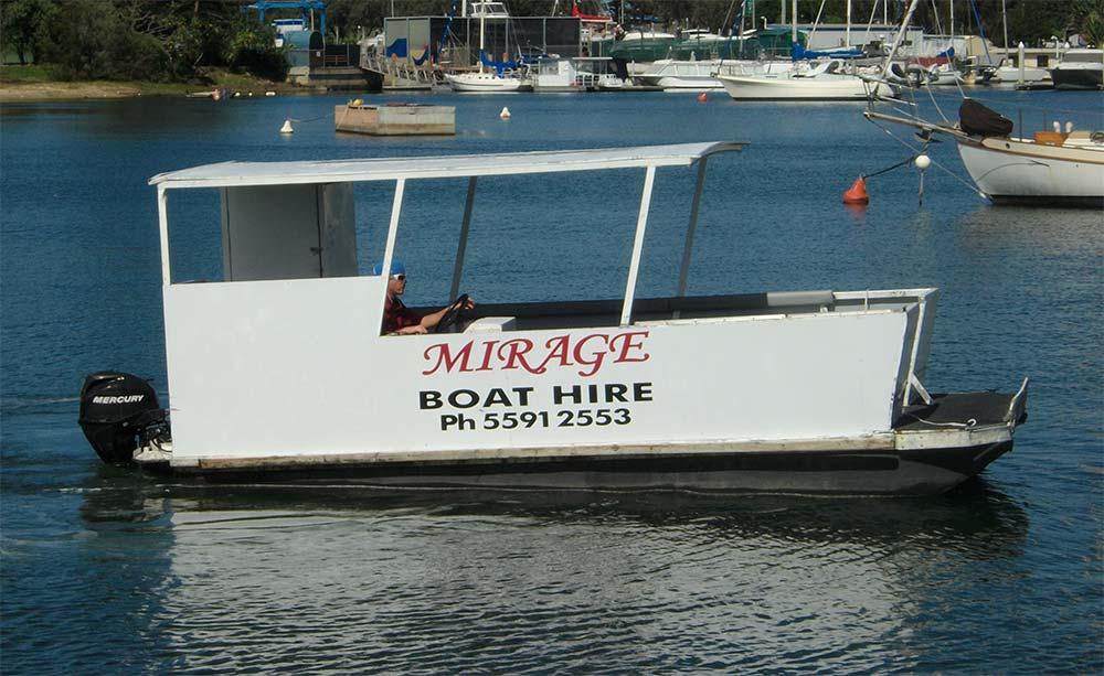 Budget BBQ Pontoons Boat Hire