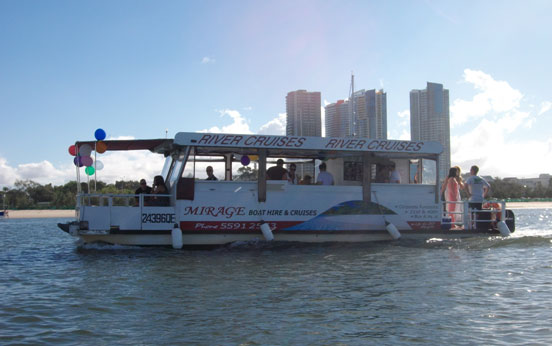 Group Tours and Functions for up to 20 people Boat Hire