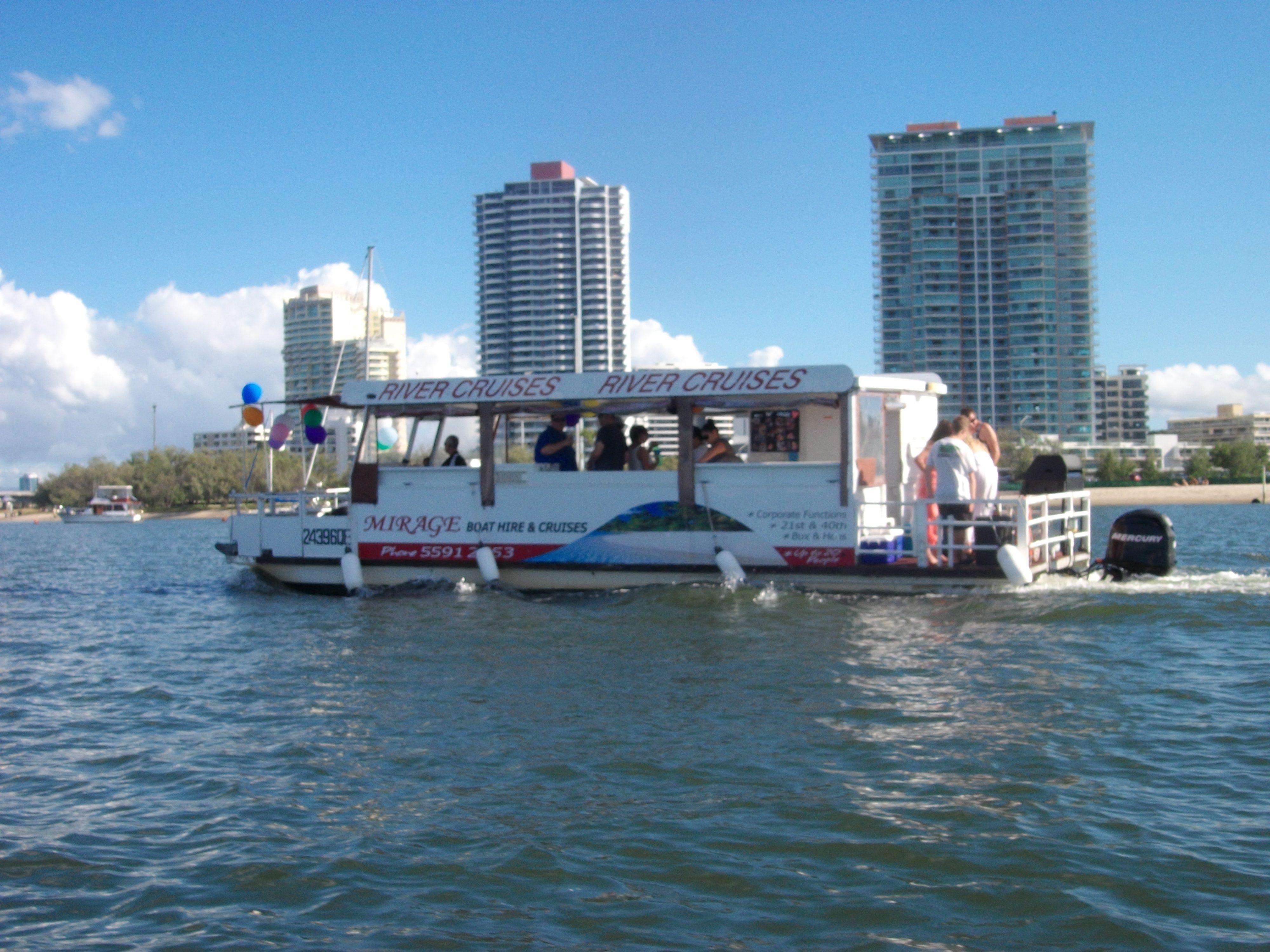 Mirage Sun Party Cruiser